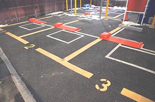 時代のニーズに沿った駐車場事業