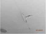 看板の破損